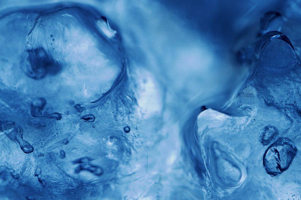 Antonio Herrera - Frost Ice Macro
