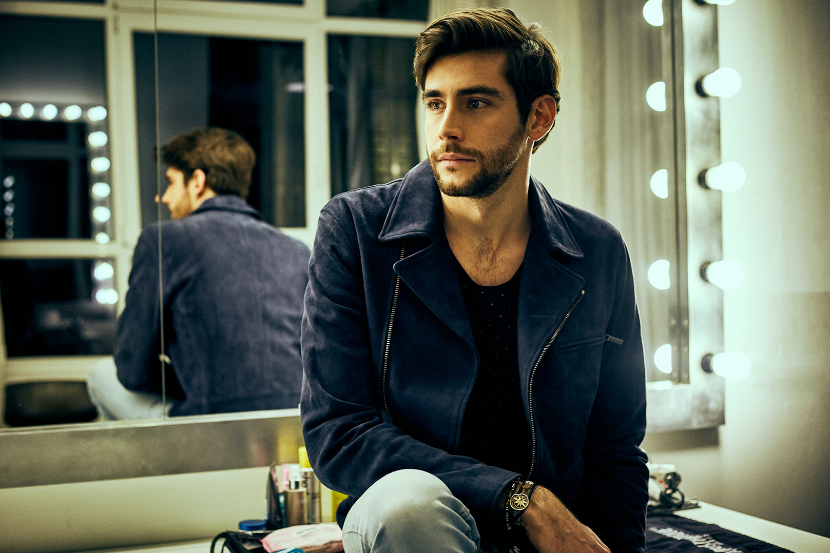 Jens Sage — Visual Storytelling Universal: Alvaro Soler – Animal